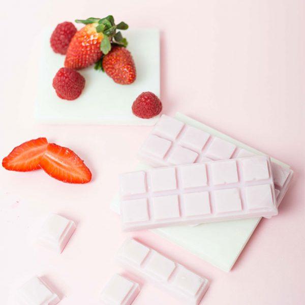 fondant parfumé Fruits rouges