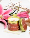 bougie parfum fleur de cerisier