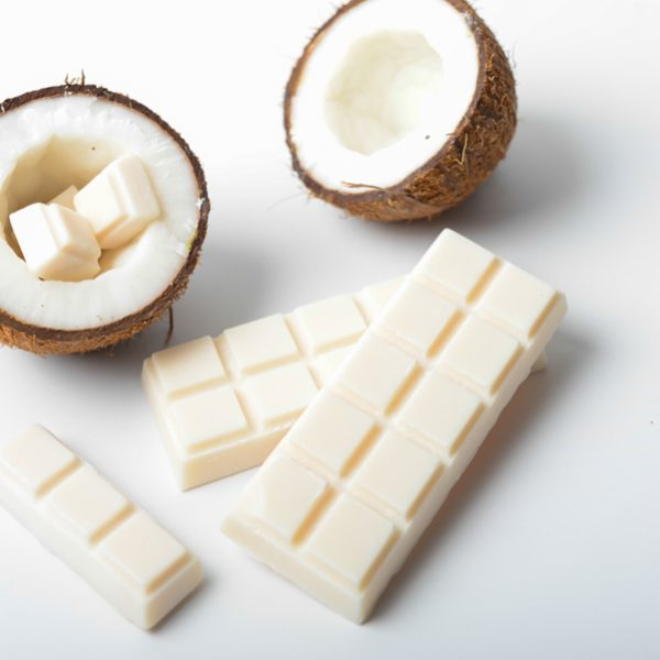 fondant parfumée coco