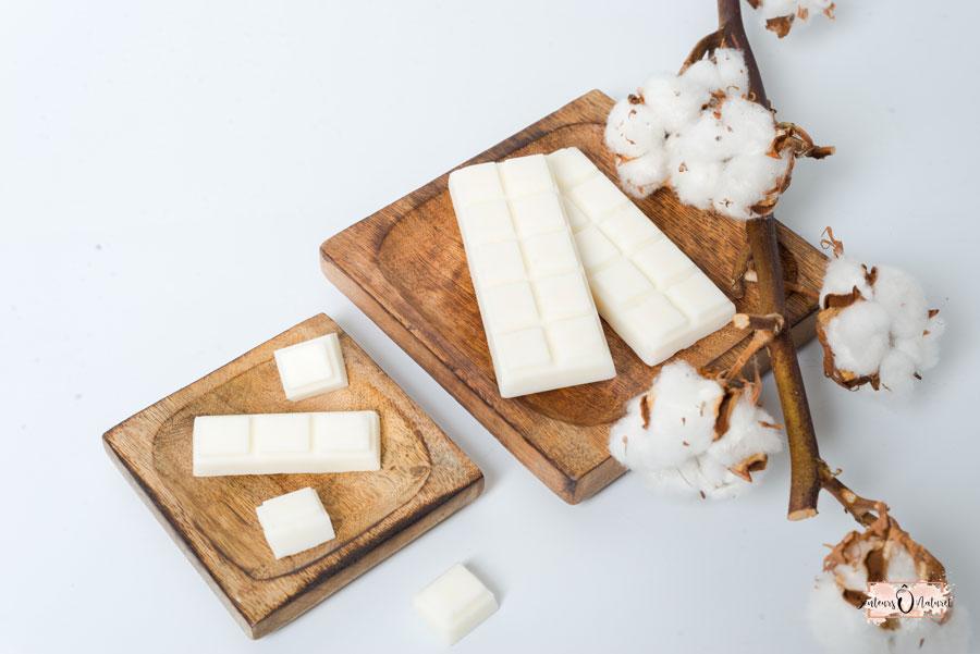 fondant parfumé fleur de coton