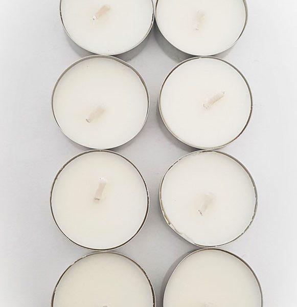 bougies chauffe-plats